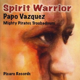 Papo Vazquez, Spirit Warrior