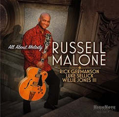 Russell Malone, All About Melody