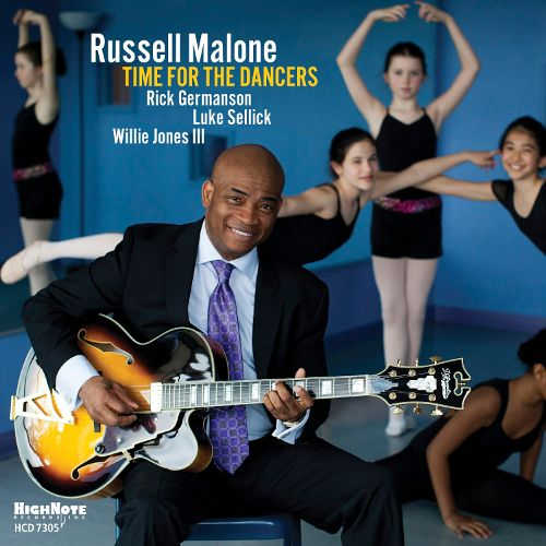 Russell Malone, Time For The Dancers